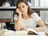 خستگی مغز هنگام مطالعه